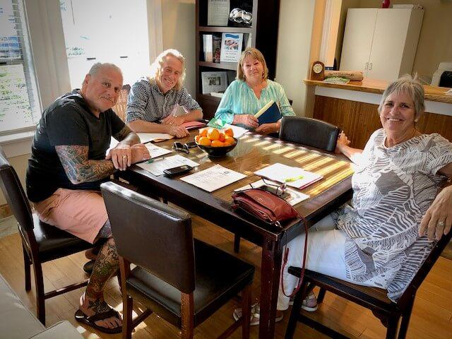 Na Hoaloha Board Members (2020)
